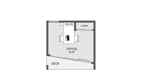 The Office 3.5 x 3.5